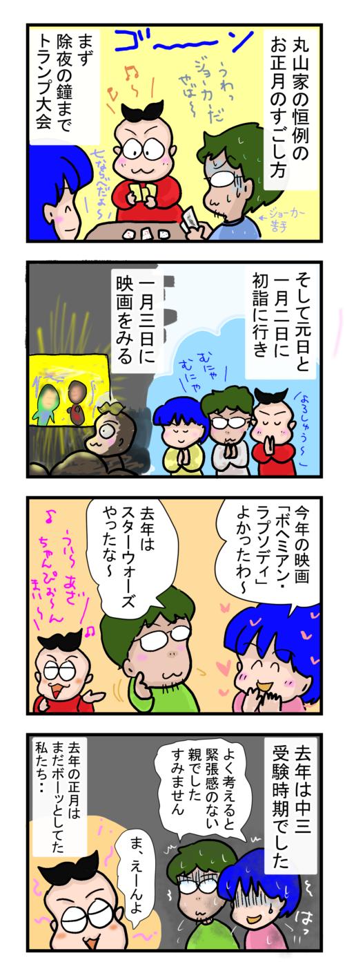 正月の反省