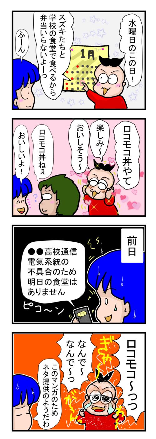 幻のロコモコ丼